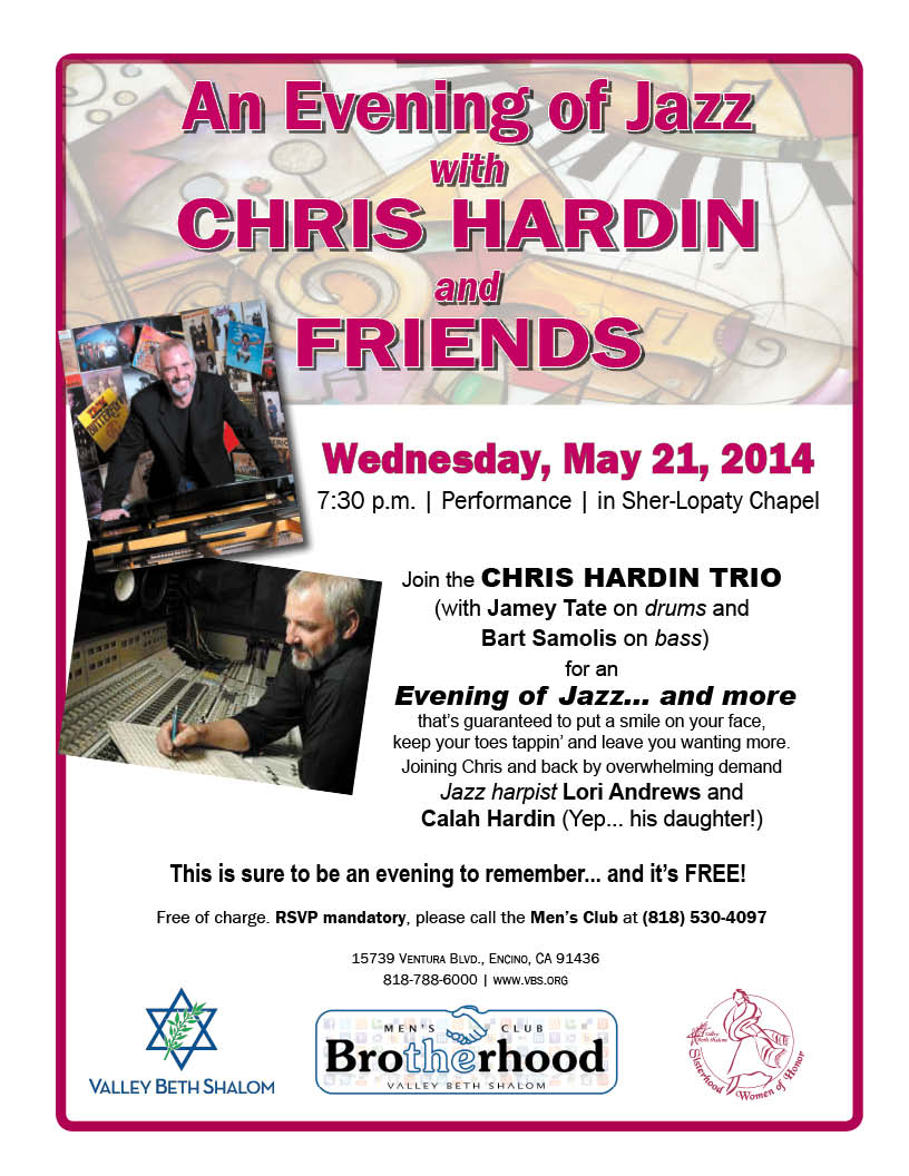 chris harden concert 5-21-14